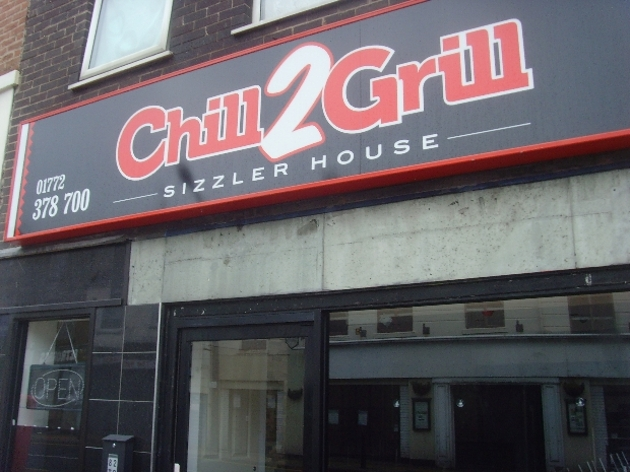 chill 2 grill