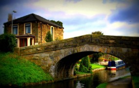 A report prepared for the county council states there is a risk of pollution in the Lancaster Canal if the road went ahead