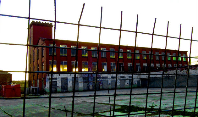 The Tetrad Factory in Fishwick