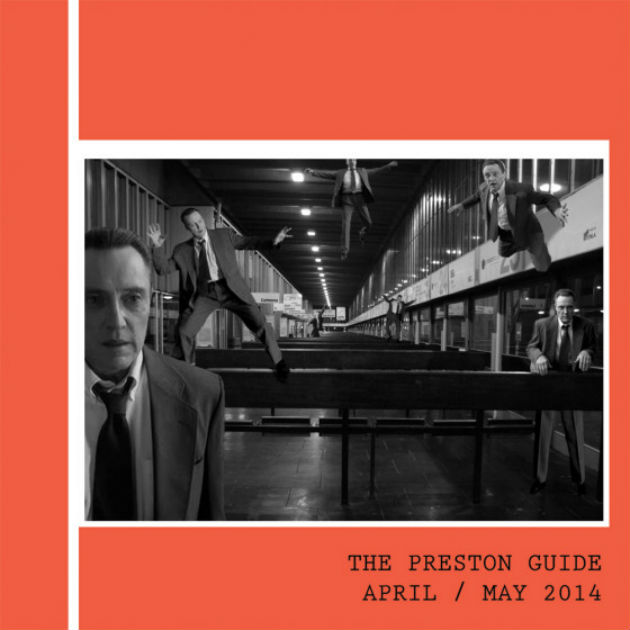 April/May issue of the Preston Guide