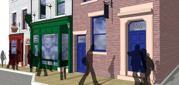The city council has been working to tempt building owners to bring property back into use
