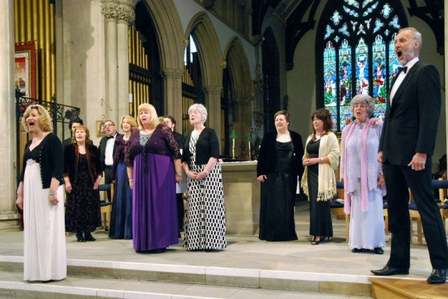 Musica Lirica Opera in performance