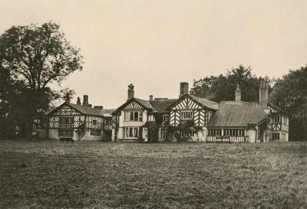 Red Scar House as it was in 1935