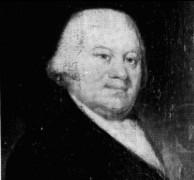 William Cross, the original Cross family resident of Red Scar House