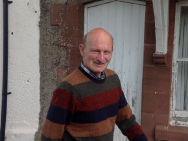 John Allen has not been seen since getting into trouble in water near Ravenglass