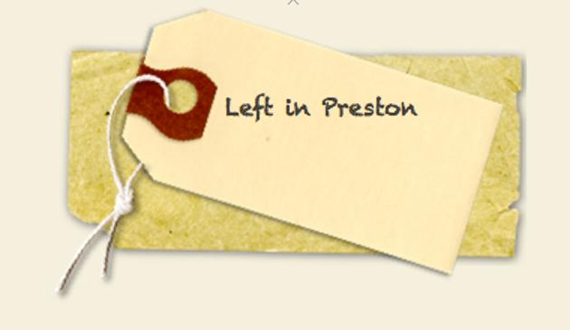 left in preston
