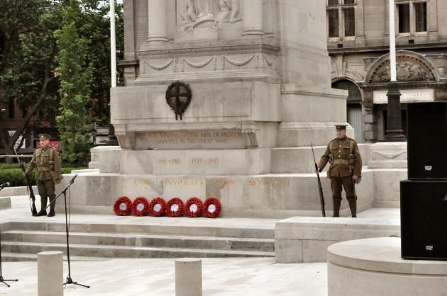 Guardians of the Memorial