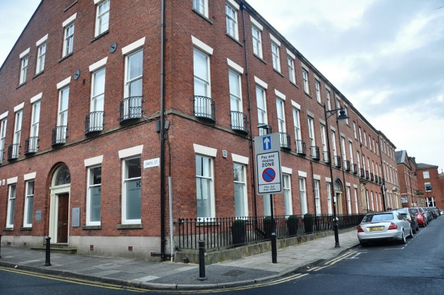 1 Chapel Street with 1 and 2 Winckley Square