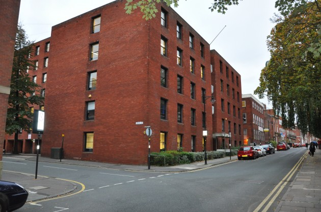 No.11 Winckley Square (Winckley House)
