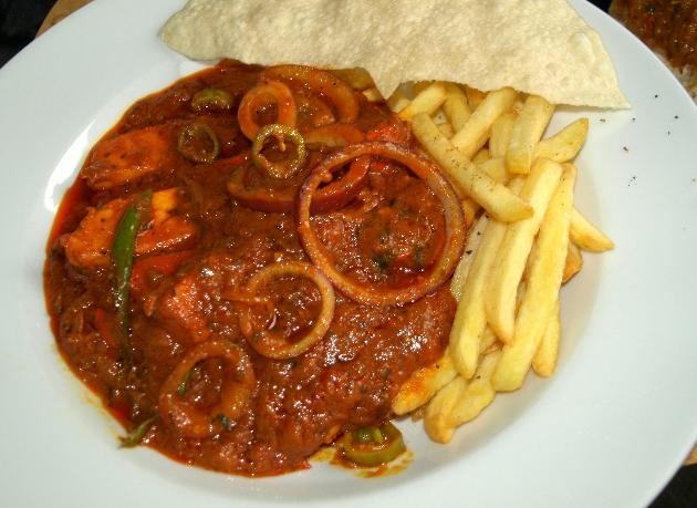 Lava curry