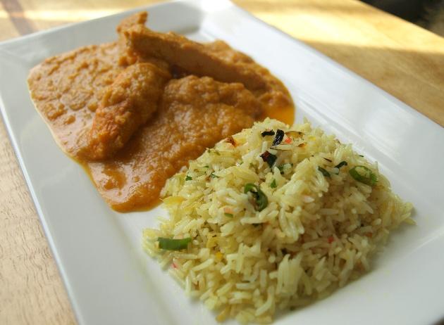 Sri Lanka Chicken