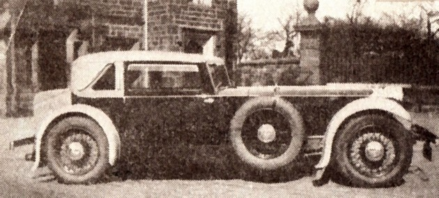 The Moveo Touring Car c.1933