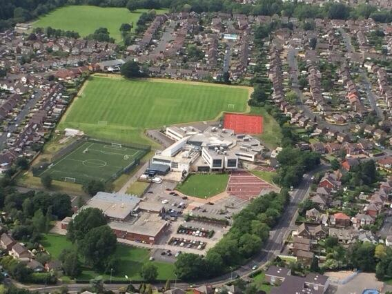Fulwood Academy and Fulwood Leisure Centre
