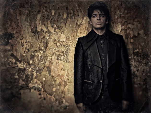Gary Numan's show in Preston is one of a handful of UK tour dates