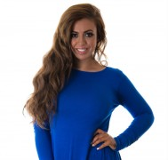 Holly Hagan is a regular on Geordie Shore