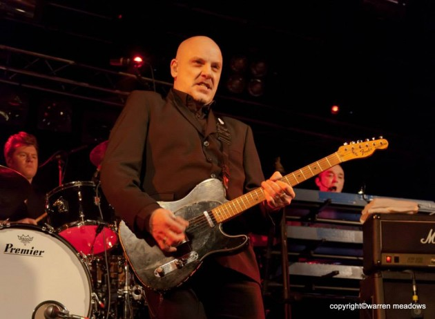 The Stranglers performing at Liverpool Academy