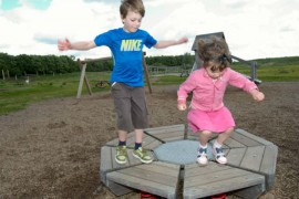 Messing around at Brockholes