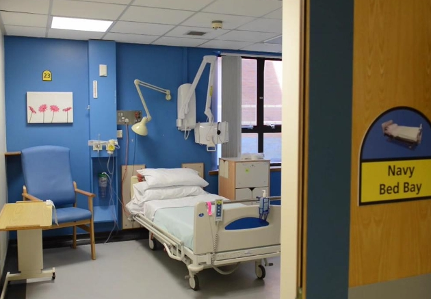 Preston Hospital Wards Win Award For High Standards Of