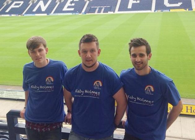 Jake, Tom and Jamie