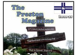 Preston Magazine Issue 20 Header Image