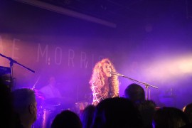 Rae Morris at Gorilla, Manchester.  06/02/14