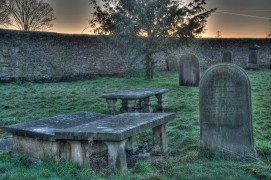 St Wilfrid's churchyard in Ribchester is one place due to be excavated