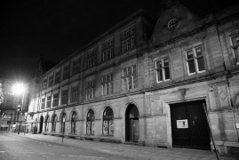 The Old Post Office has stood empty in the centre of Preston for years Pic: Shabbagaz