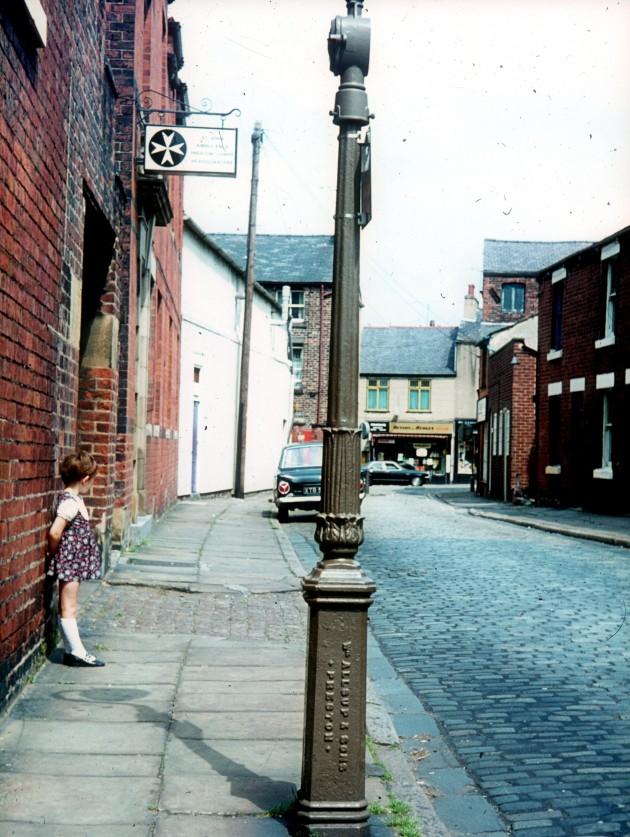 Edward Street, Preston c.1971