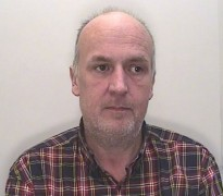 Ian McEnroe is wanted by the police