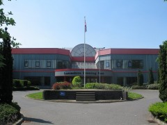 The Lancashire Evening Post operates from the site in Fulwood