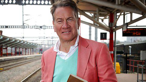 Michael Portillo ahead of his seventh series of Great British Railway Journeys