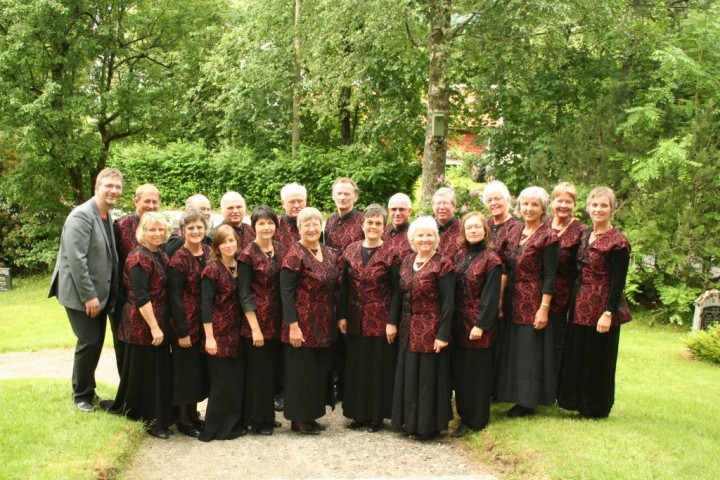 Alversund  Kammekor (Chamber Choir) full ensemble