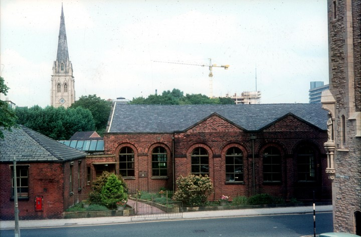 Parish School, Avenham Lane, Preston c.1974
