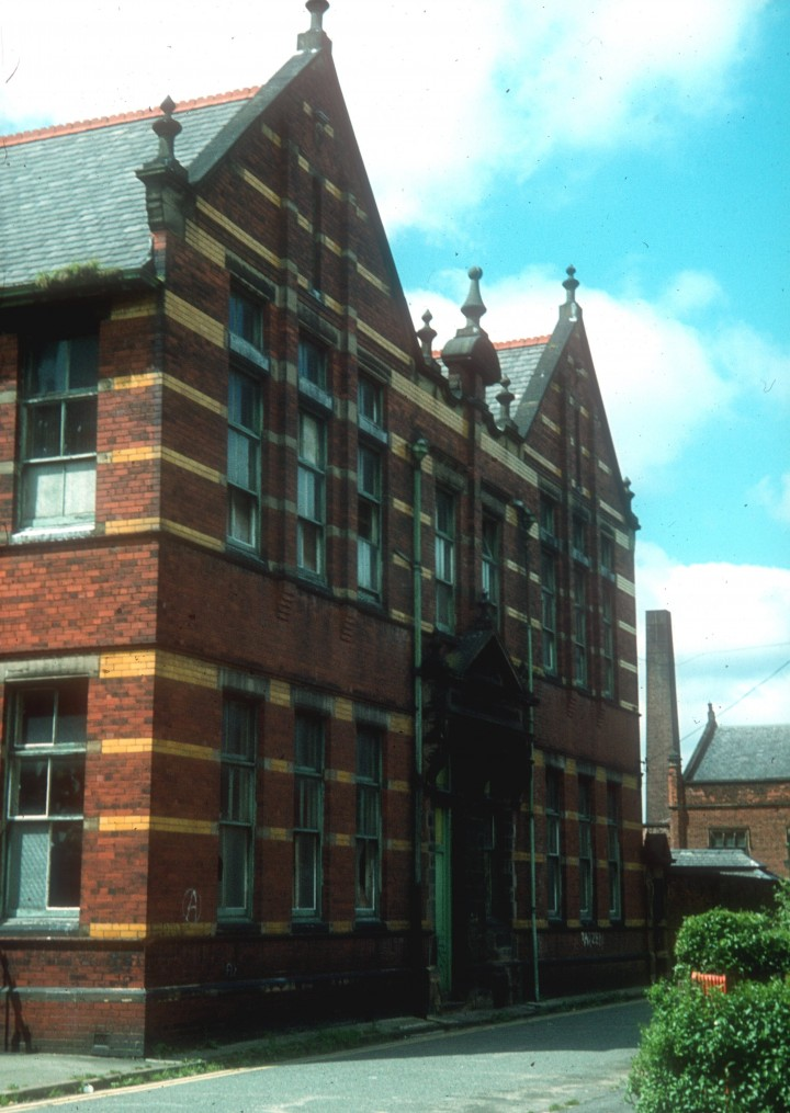 St. Ignatius Central School, St. Ignatius Square, Preston c.1968