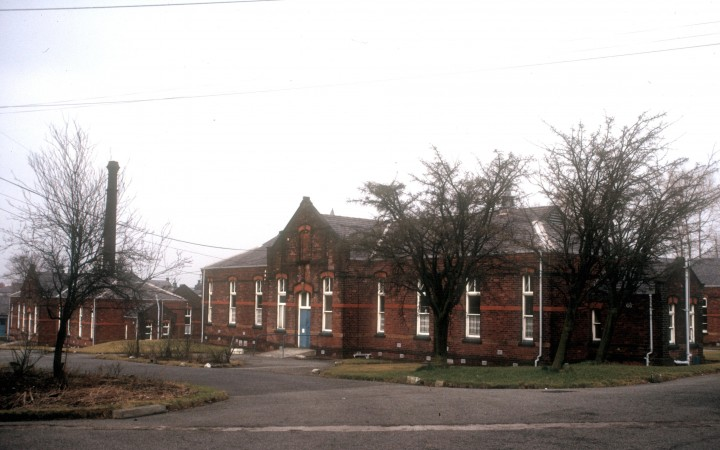 Isolation Hospital Wards, Deepdale, Preston c.1972
