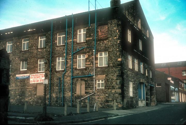 Former British Railway Ladywell House, Heatley Street & Ladywell Street, Preston c.1976