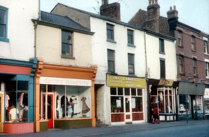Walkers Court, Friargate, Preston c.1972