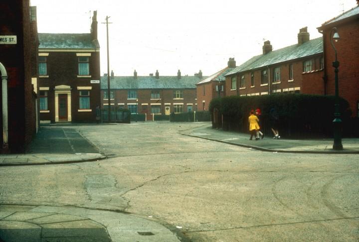 Thomas Street, Preston c.1970