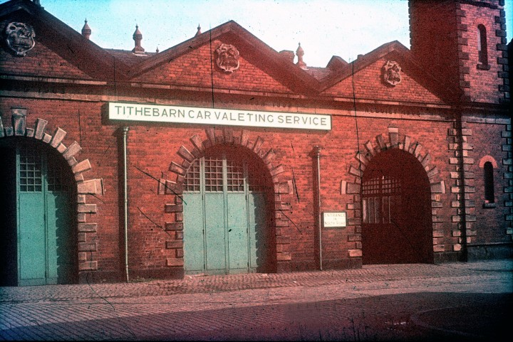 Former Fire Station,Tithebarn Street, Preston c.1967