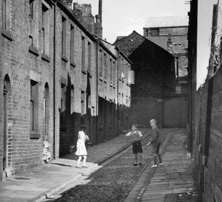 Park Place, Preston c.1950