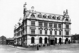 Preston Head Post Office 1904