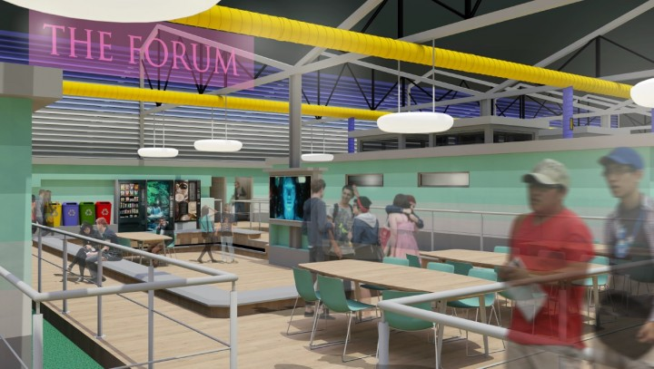 Inside the new student flats planned for Fylde Road