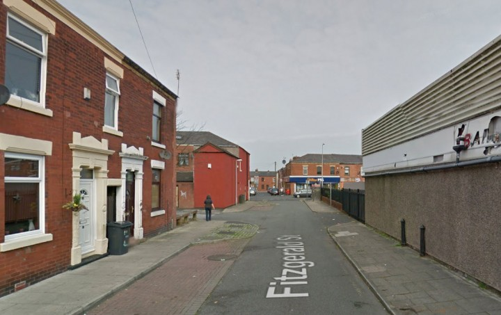 The incident happened in Fitzgerald Street Pic: Google