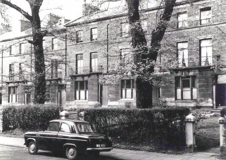 West Cliff, Fishergate, Preston 1959 - Pic: Preston Digital Archive