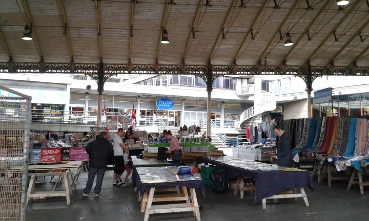 The new Market would be within the outdoor Covered Market