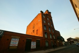 Part of The Mill could be converted into the adventure game area Pic: Shabbagaz