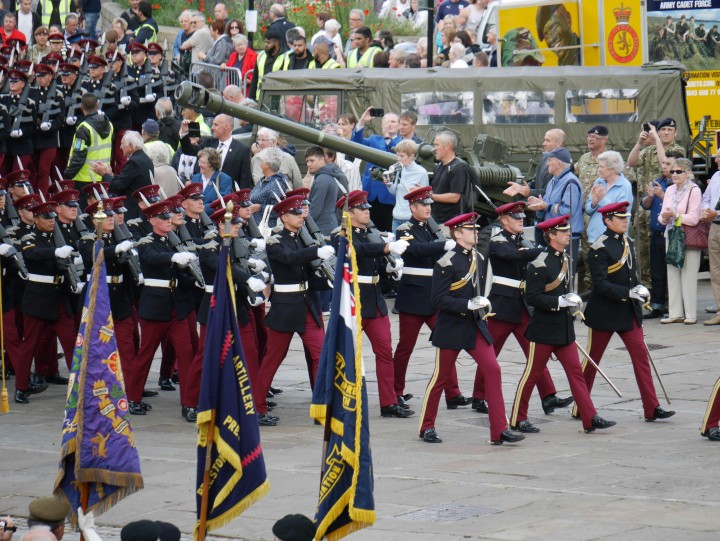 Armed Forces Day 11 July 2015 02