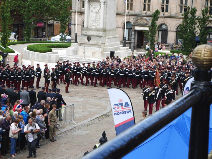 Armed Forces Day 11 July 2015 08