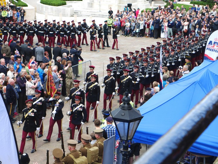 Armed Forces Day 11 July 2015 09