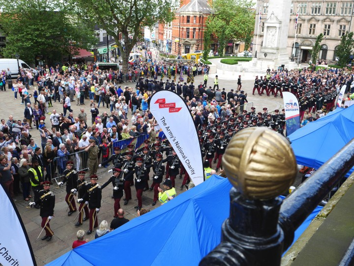 Armed Forces Day 11 July 2015 10